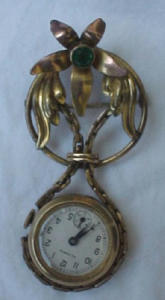 Olympic watch pendant pin (Image1)