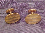 Gold filled cufflinks