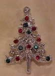 Click here to enlarge image and see more about item b2043: Christmas Tree Pin