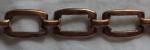 Retro style link bracelet