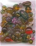 Bag of glass beads