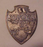 Boulder Colorado place to live pin