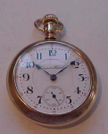 Hampden Watch Co. Pocketwatch 17 Jewels