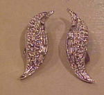 Ledo Rhinestone earrings