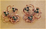 Pennino 1940's earrings