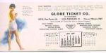 Moran Blotter card 1947