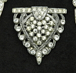 Click here to enlarge image and see more about item L318-1222479279: Art Deco dress clip