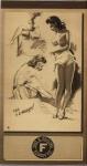 Munson Notepad 1945 pinup