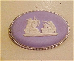 Click here to enlarge image and see more about item x1383: Wedgewood pin