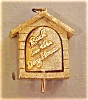 Click to view larger image of Dog House charm/pendant (Image2)