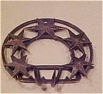 Buckle with star design