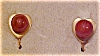 Click to view larger image of Amber guild amber earrings (Image2)