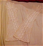 Click to view larger image of Kayser lace gloves (Image1)