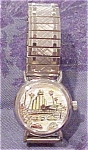 1980s watch with car design