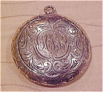 Sterling compartment pendant
