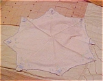 Star shaped handkerchief
