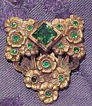 Czechoslovakian dress clip