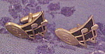 Musical design cuff links