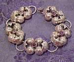 1940s Mexican Sterling bracelet