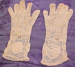 Click to view larger image of early 20th century gloves (Image1)