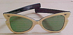 Click to view larger image of Vintage Caloban glasses (Image1)