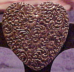 VFCJ 2003 Heart brooch
