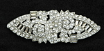 Click here to enlarge image and see more about item x6427: Art Deco brooch