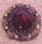 Click here to enlarge image and see more about item x7335: Victorian button