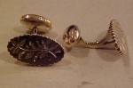 Victorian gold filled cufflinks