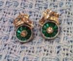 Mazer retro earrings