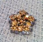 Juliana rhinestone pin