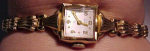 Elgin De Luxe 10k gf ladies watch