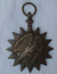 Click here to enlarge image and see more about item zz3054: military fob