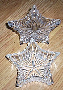 Lead Crystal Star Trinket Box (Image1)