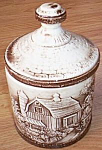 Vintage Tobacco Humidor (Image1)