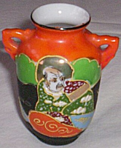 Antique Japanese Vase Yokoi Sei-Ichi Shoten (Image1)