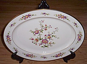 Noritake Large Serving Platter Asian Song (Image1)
