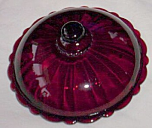 Old Cafe Candy Lid Royal Ruby (Image1)