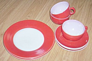 9 Pc Ovide Snack Set Red Band (Image1)