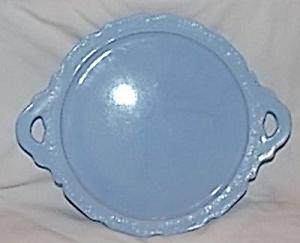 Jeannette Cherry Blossom Plate Delphite (Image1)