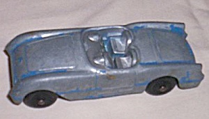 Tootsie Toy Corvette Roadster 1954-55 (Image1)
