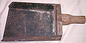 Antique Wood Cook Stove Ash Scoop (Image1)