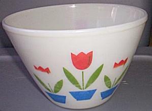 Fire King Splash Proof Tulip Bowl (Image1)