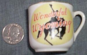Victoria Ceramics Souvenir Wyoming Cup (Image1)