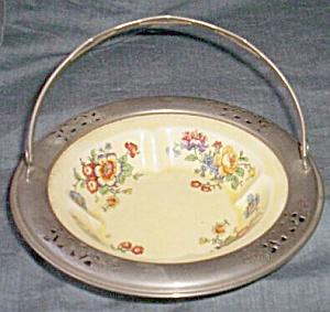 Sebring Pottery Basket Farberware Liner (Image1)