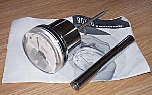 Vintage Royco Pyro-couple Thermometer (Image1)