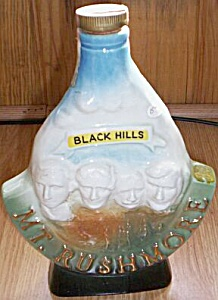 James Beam Decanter Mt. Rushmore 1969 (Image1)