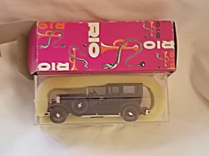 1926 Isotta Fraschini Diecast Car By Rio (Image1)