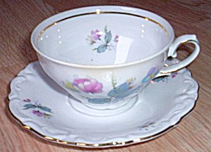 Winterling Cup and Saucer Set (Image1)