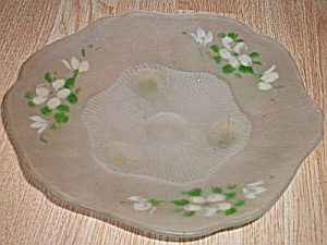 Lancaster Glass 3 Toed Bowl Kay-Satin (Image1)